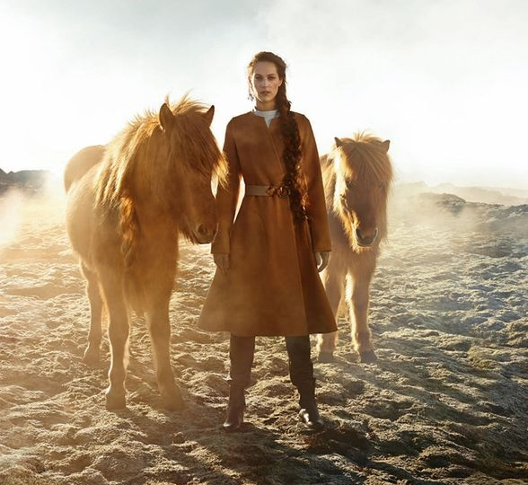 Hermes Fall 2015 Campaign