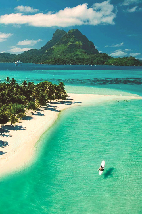 Bora Bora (image  from )