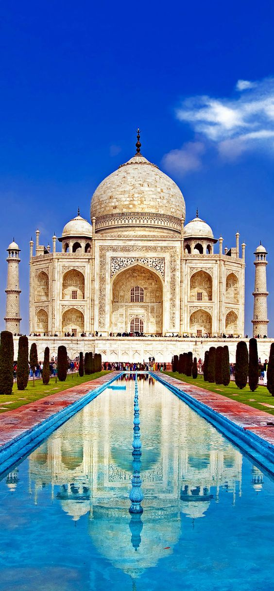 Taj Mahal (image  from )