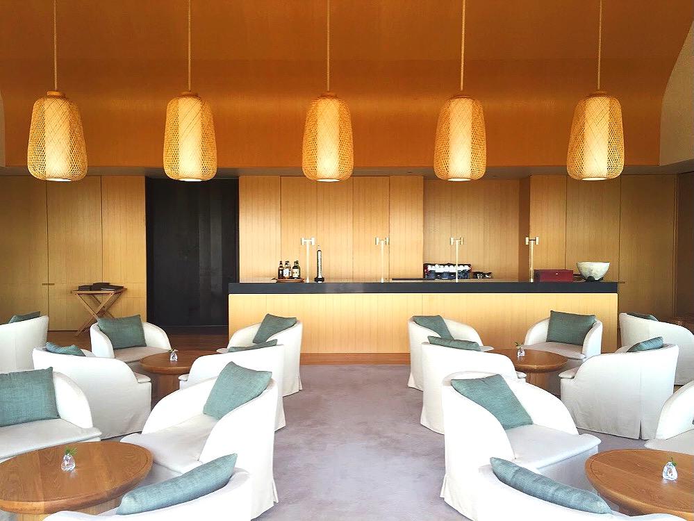 Lounge at Amanemu in Shima-she-Mie