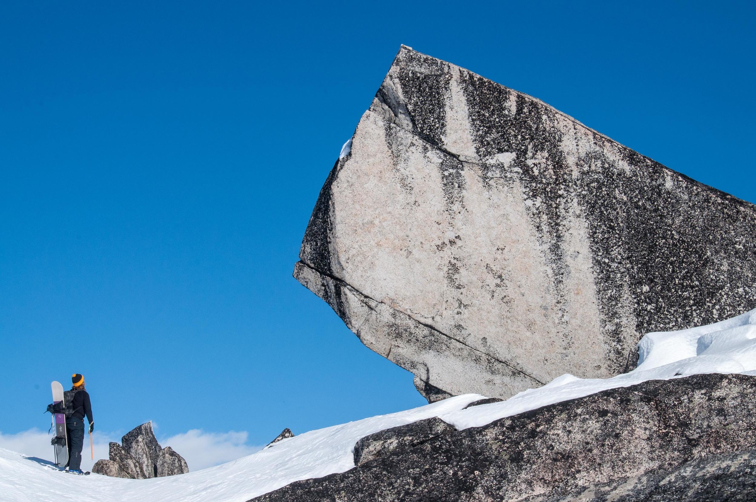 Mt. Gandalf Summit II