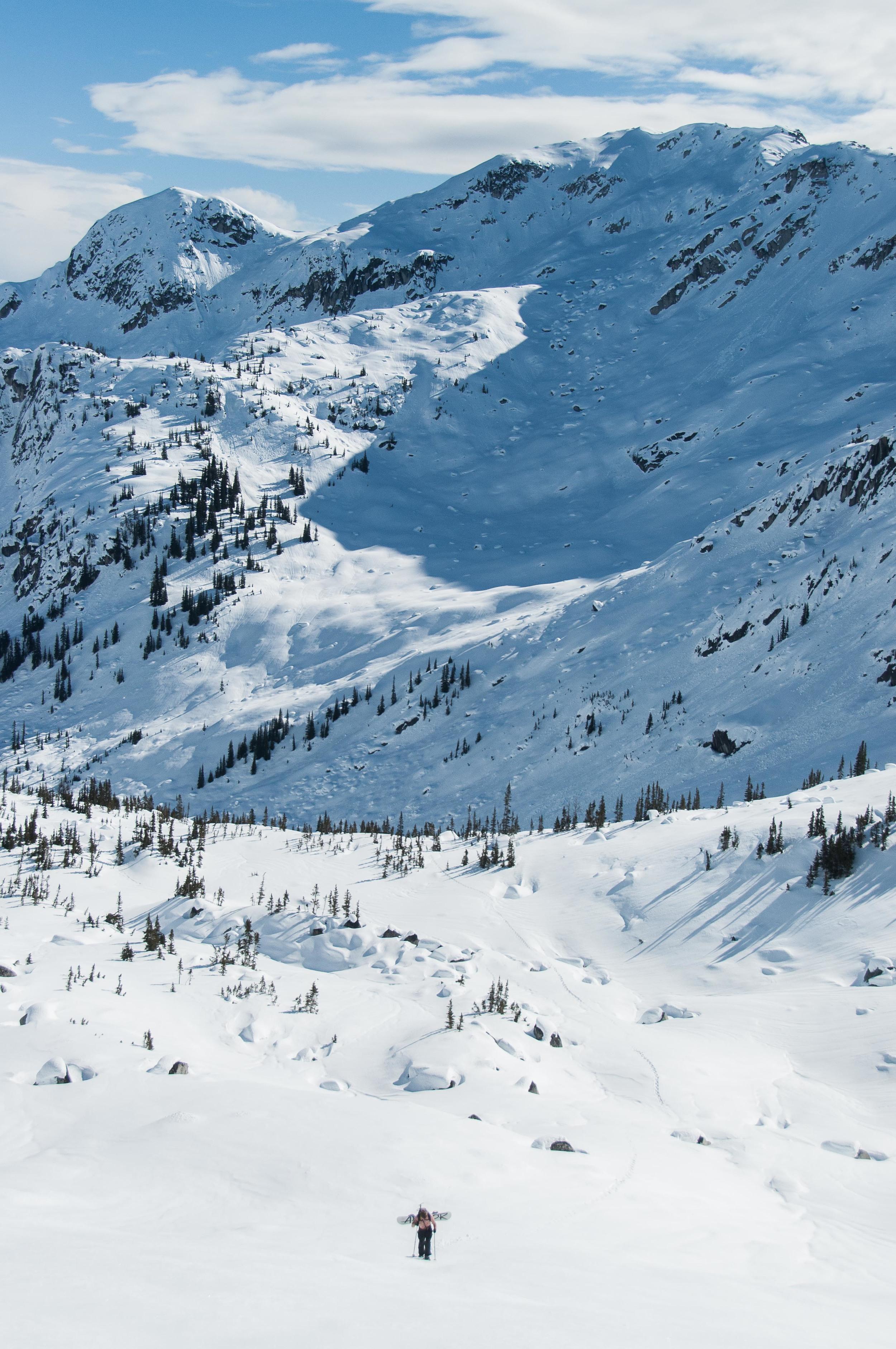 Mt. Gandalf Approach