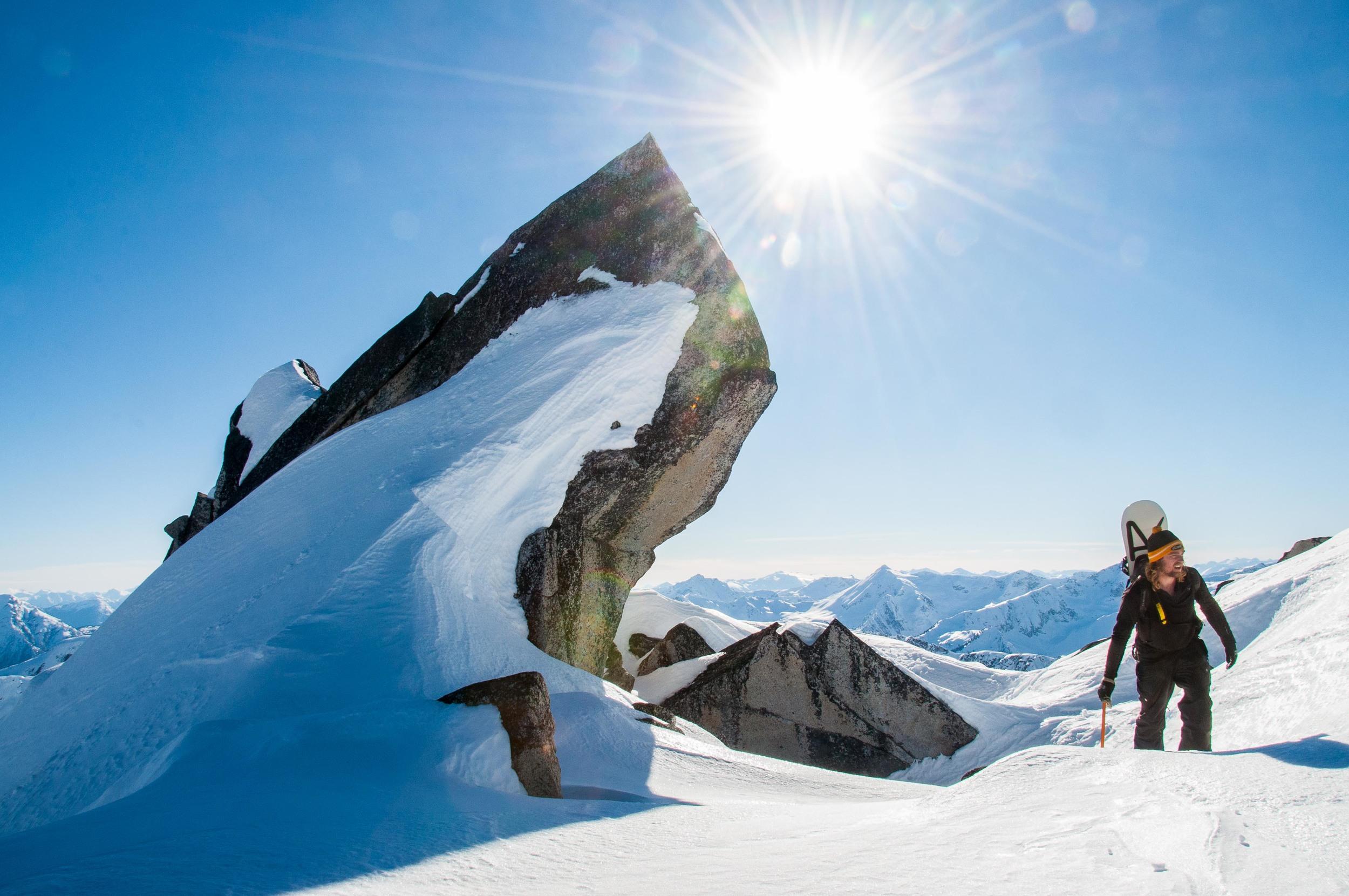 Mt. Gandalf Summit I