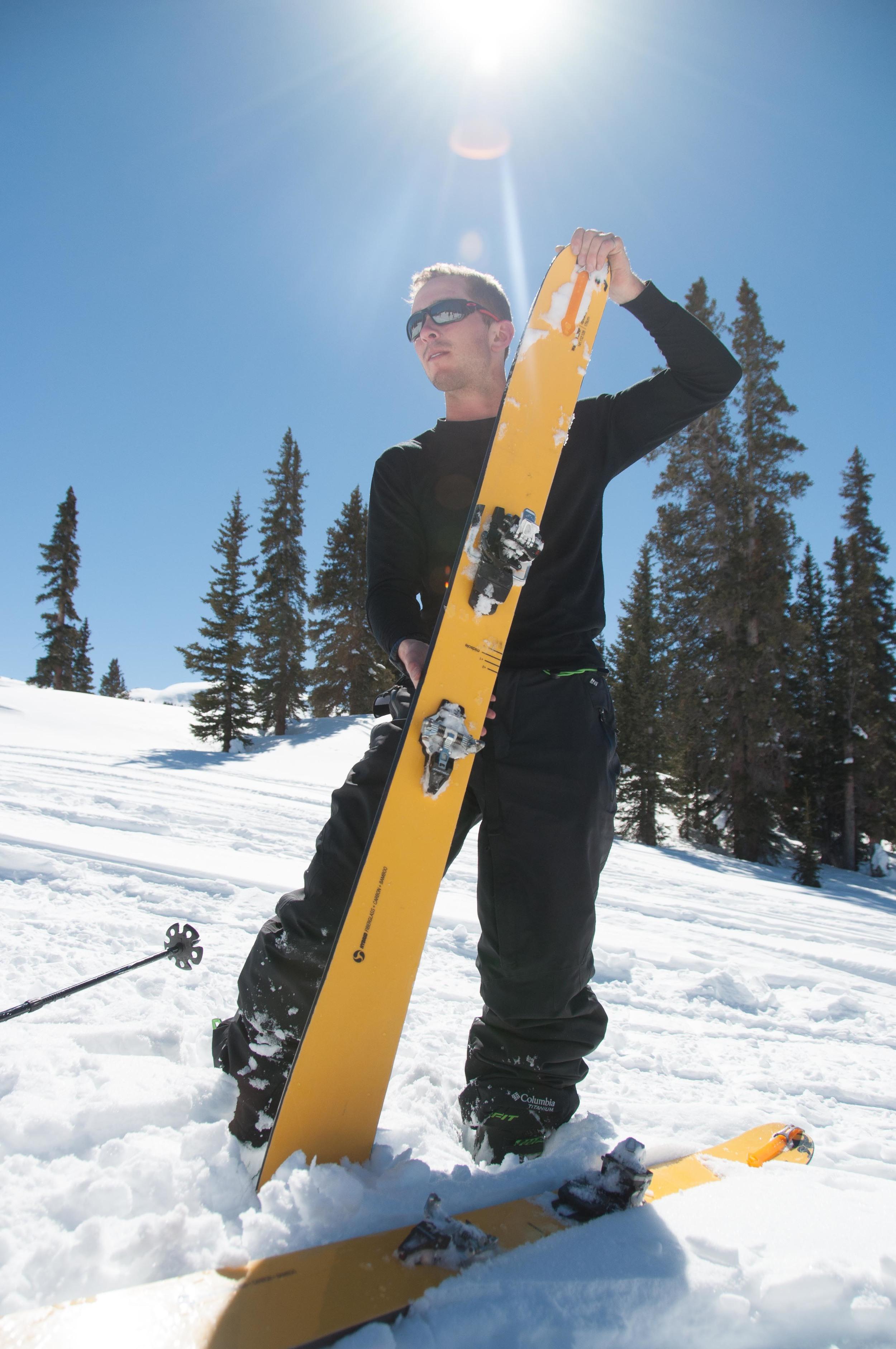 Ski Cello