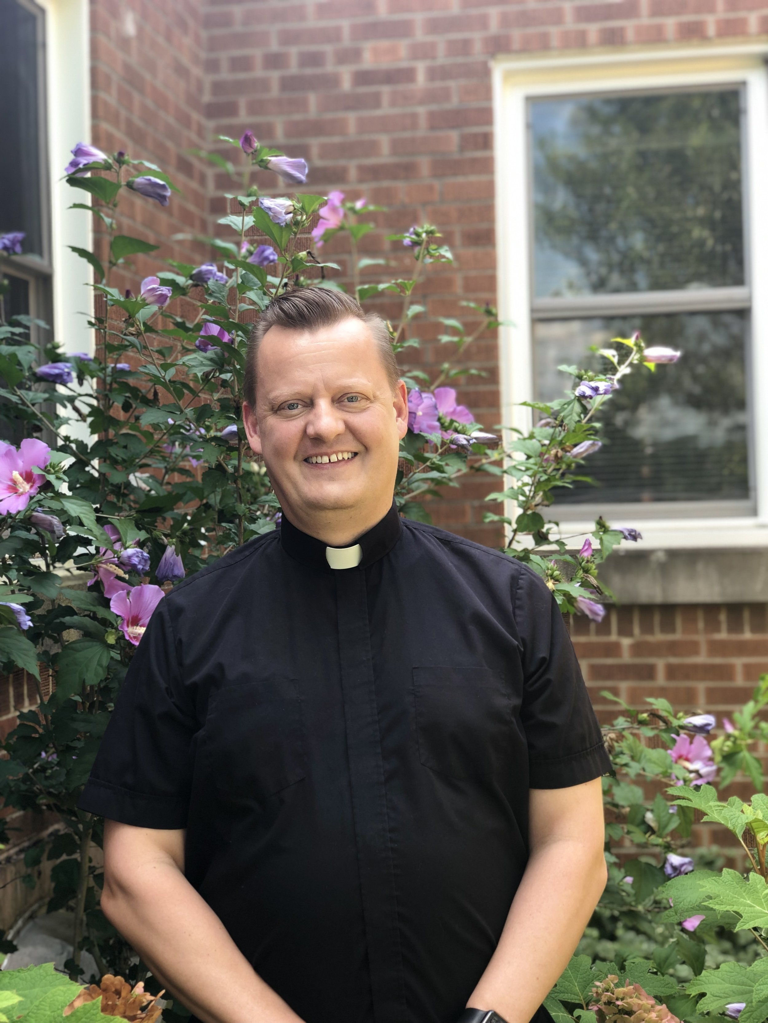 Fr. David Kime: - PastorVocations Director for Diocese of Gary219-962-8626Email: frkime@gmail.com