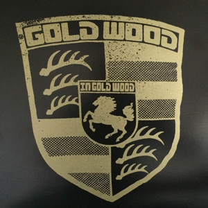GOLD WOOD I: In Gold Wood