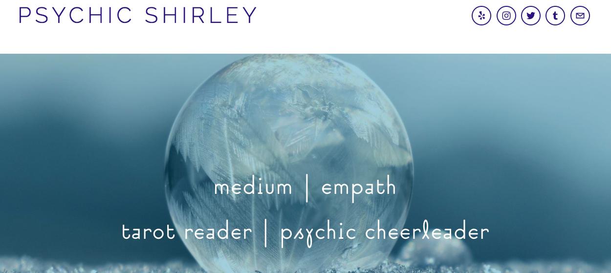 psychic shirley