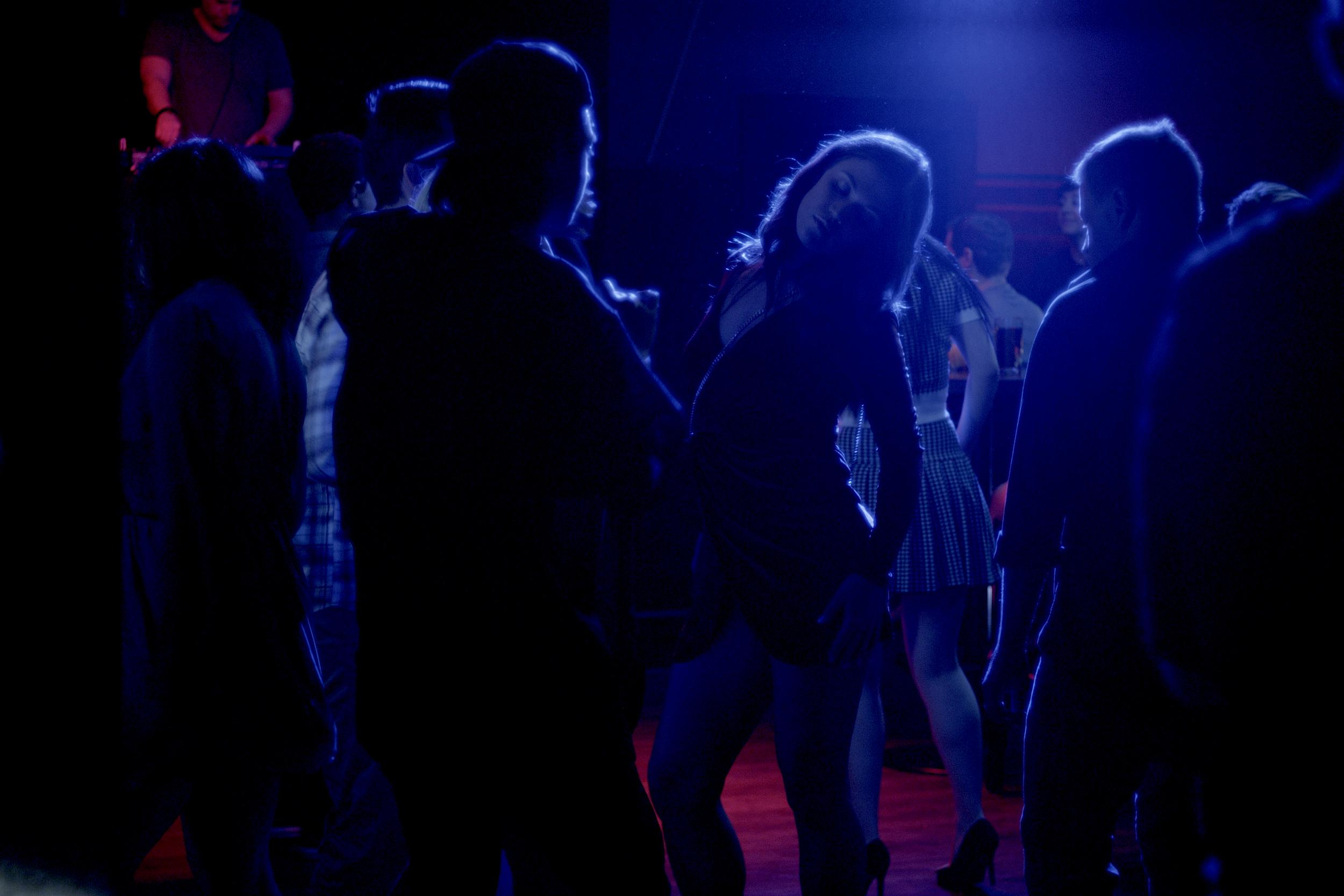 """Alyssa Reece as Eve in """"After Eden"""""""