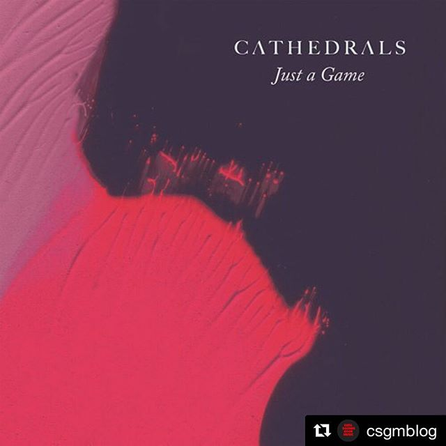 """🖤🖤🖤🖤 @csgmblog . #Repost @csgmblog with @get_repost ・・・ Tell everyone to shut up, close your eyes and listen to """"Just A Game"""" by @wearecathedrals -  bit.ly/2yKeY5q #newmusic #musicblog #instamusic #music #indiemusic #alternativemusic #electronicmusic #indie #alternative #electronic #pop #popmusic #musicblogger #newmusicalert #csgm"""