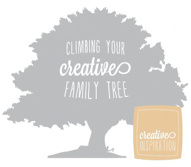 anniemade: DIY Template - Make your own creative family tree of the people that inspire you