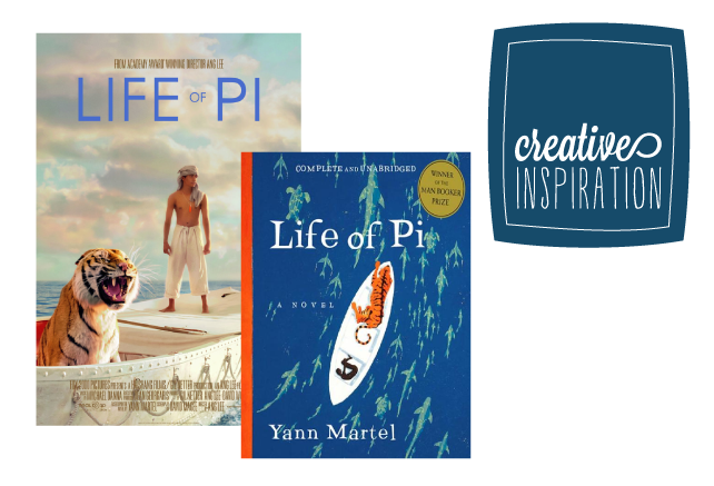 anniemade Lessons from Life of Pi and its author Yann Martel