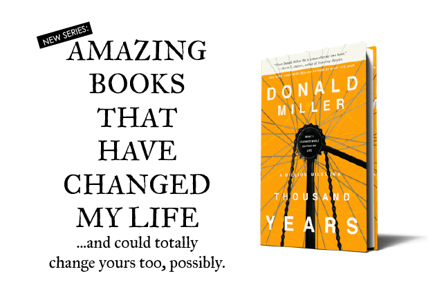 anniemade // Book Recommendation: Donald Miller's A Million Miles in a Thousand Years (How I Learned to Live a Better Story)