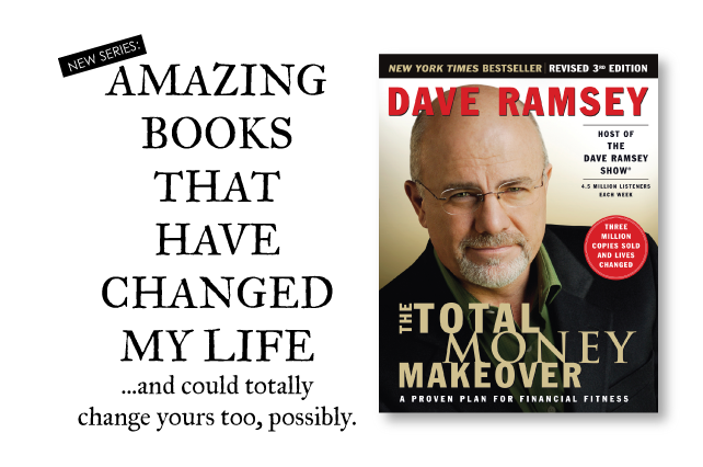 anniemade // Book Rec: The Total Money Makeover by Dave Ramsey - Amazing book on strategies to save, stay out of debt, and generally win at money and life