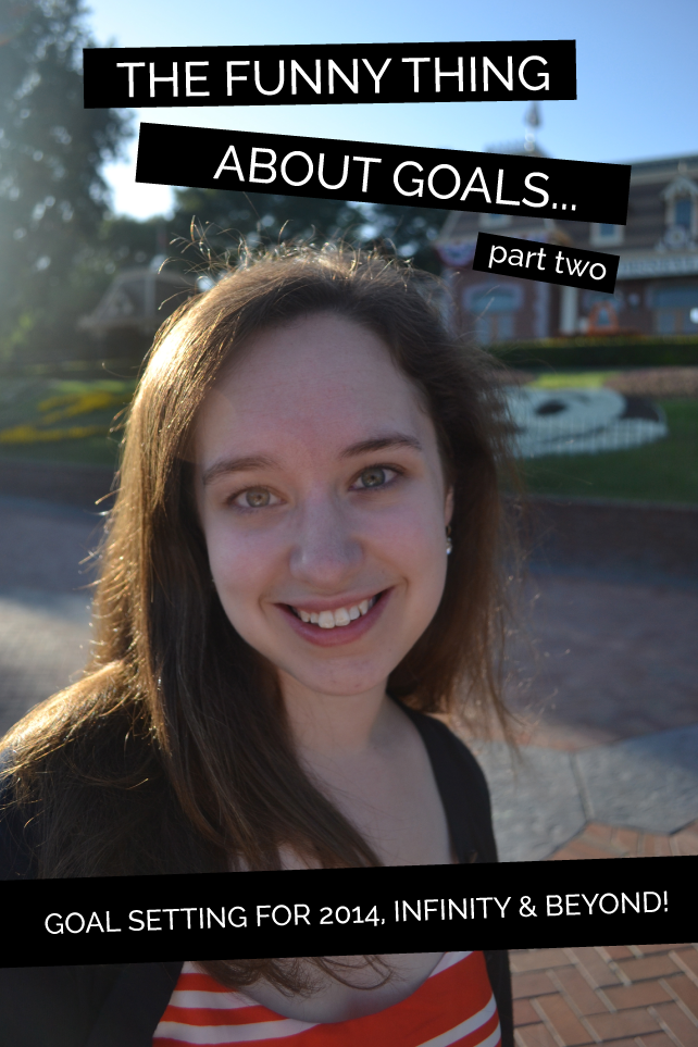 anniemade // Goal Setting Part 2 - How to stop being scared and be the best version of yourself