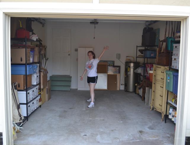 anniemade // The Big Garage Transformation