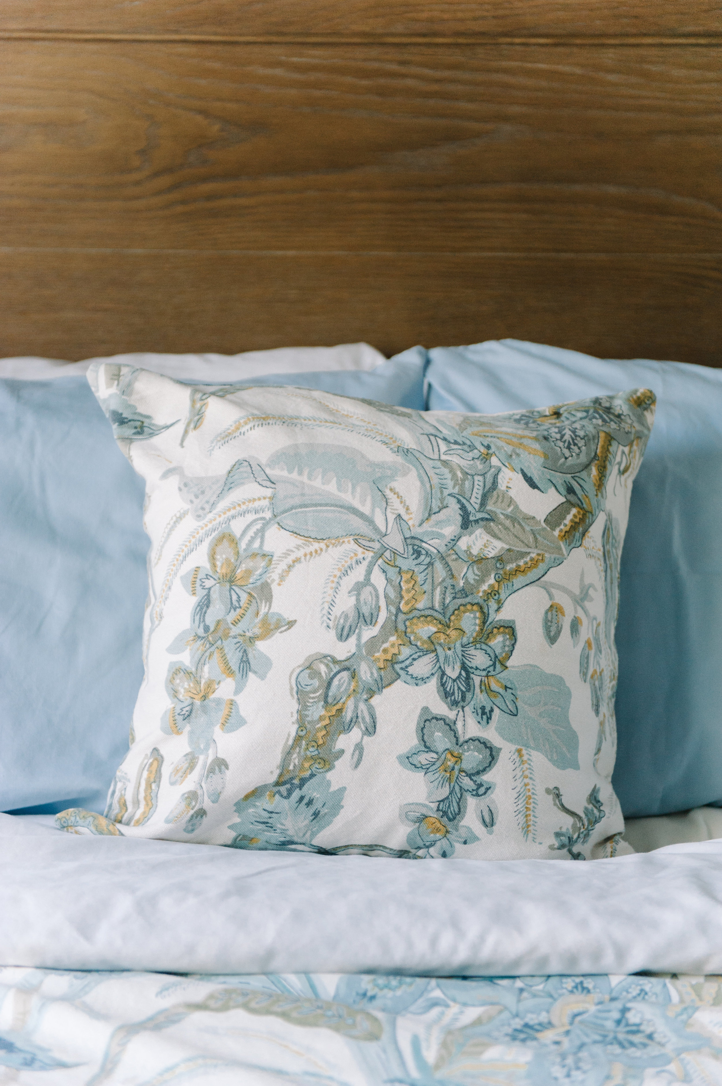 anniemade | Master Bedroom Details | photo by Faith Teasley Photography