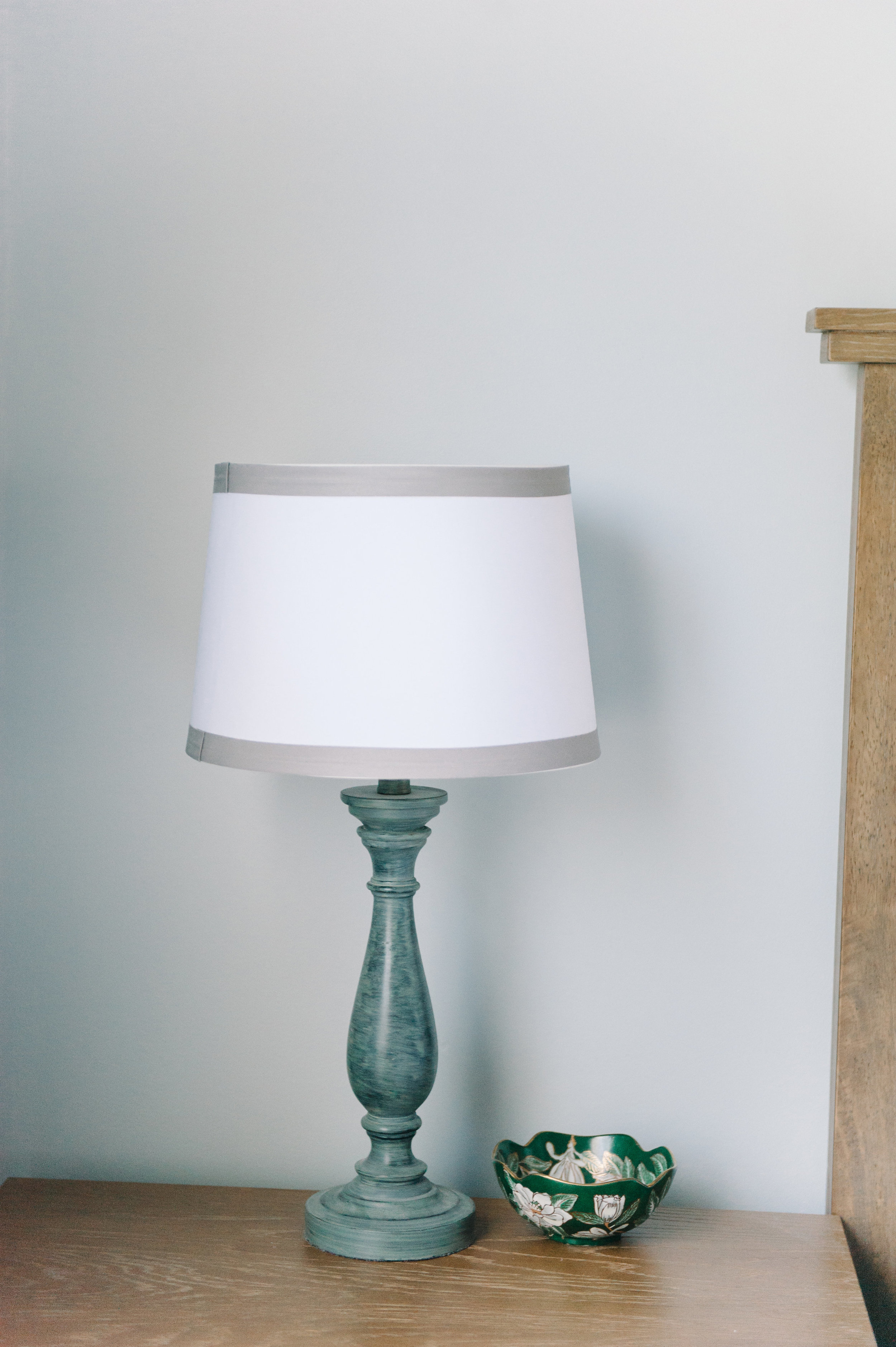 anniemade | Master Bedroom - Lamp and Details | photo by Faith Teasley Photography