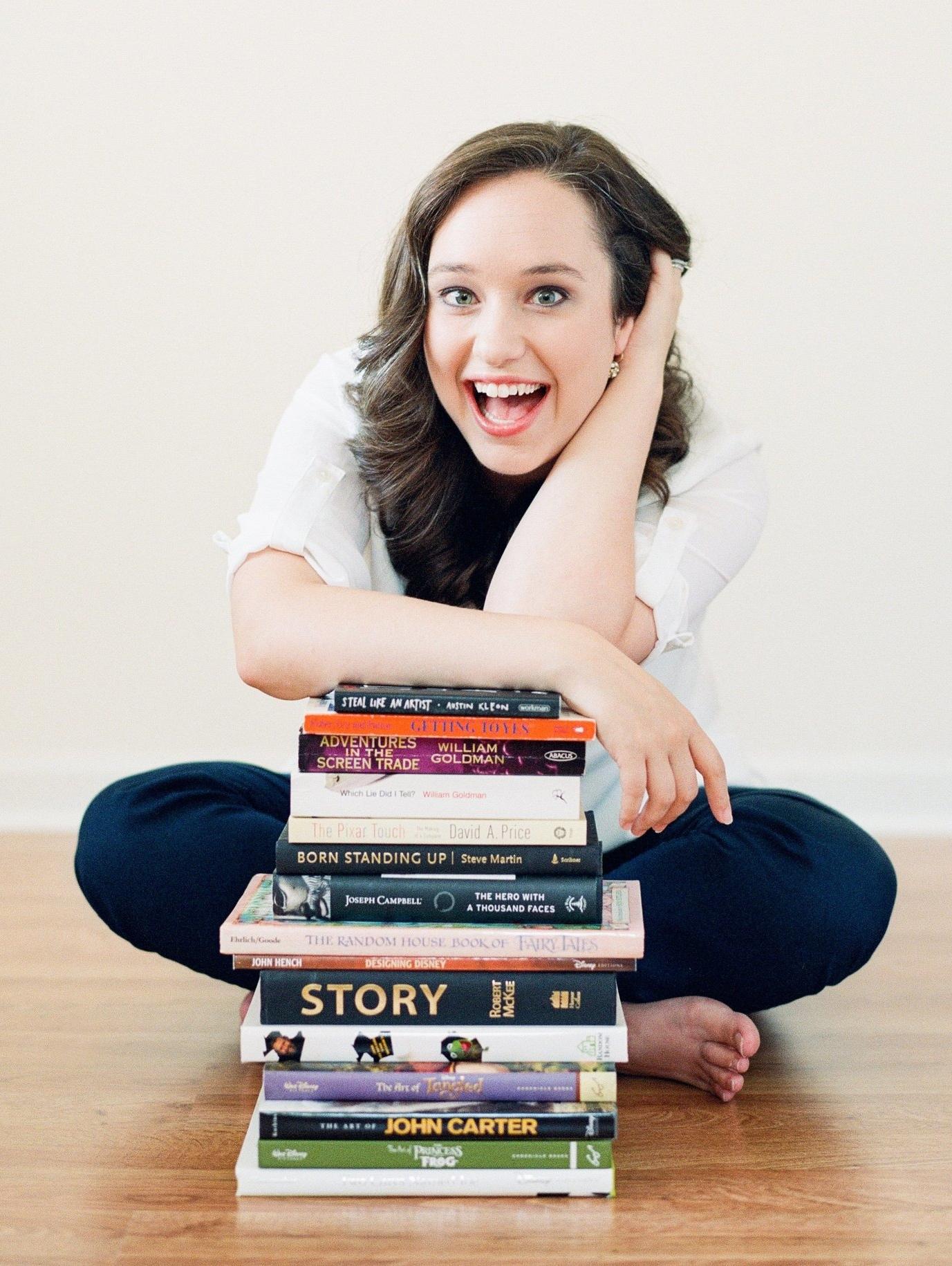 Annie Franceschi - My Story | Owner + Creative Director, Greatest Story Creative | Photo by Faith Teasley Photography