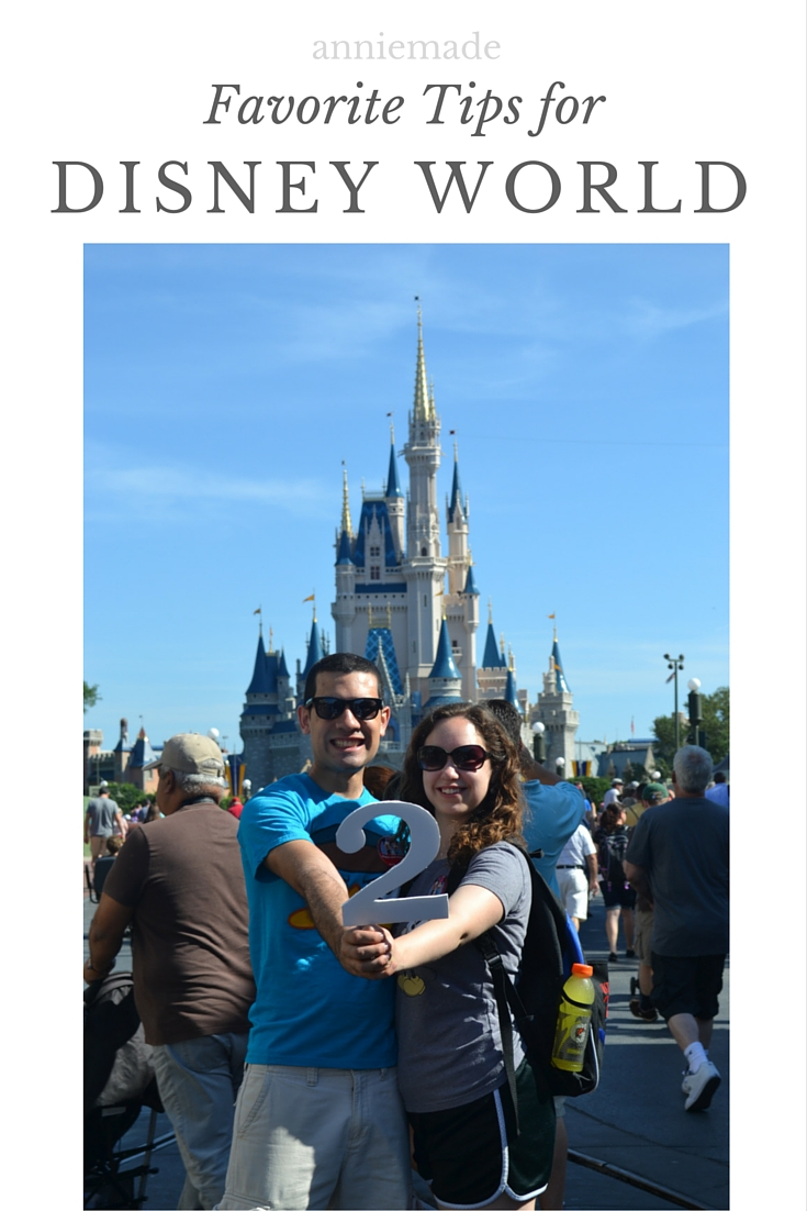 Annie Franceschi's Favorite Tips for Visiting Disney World