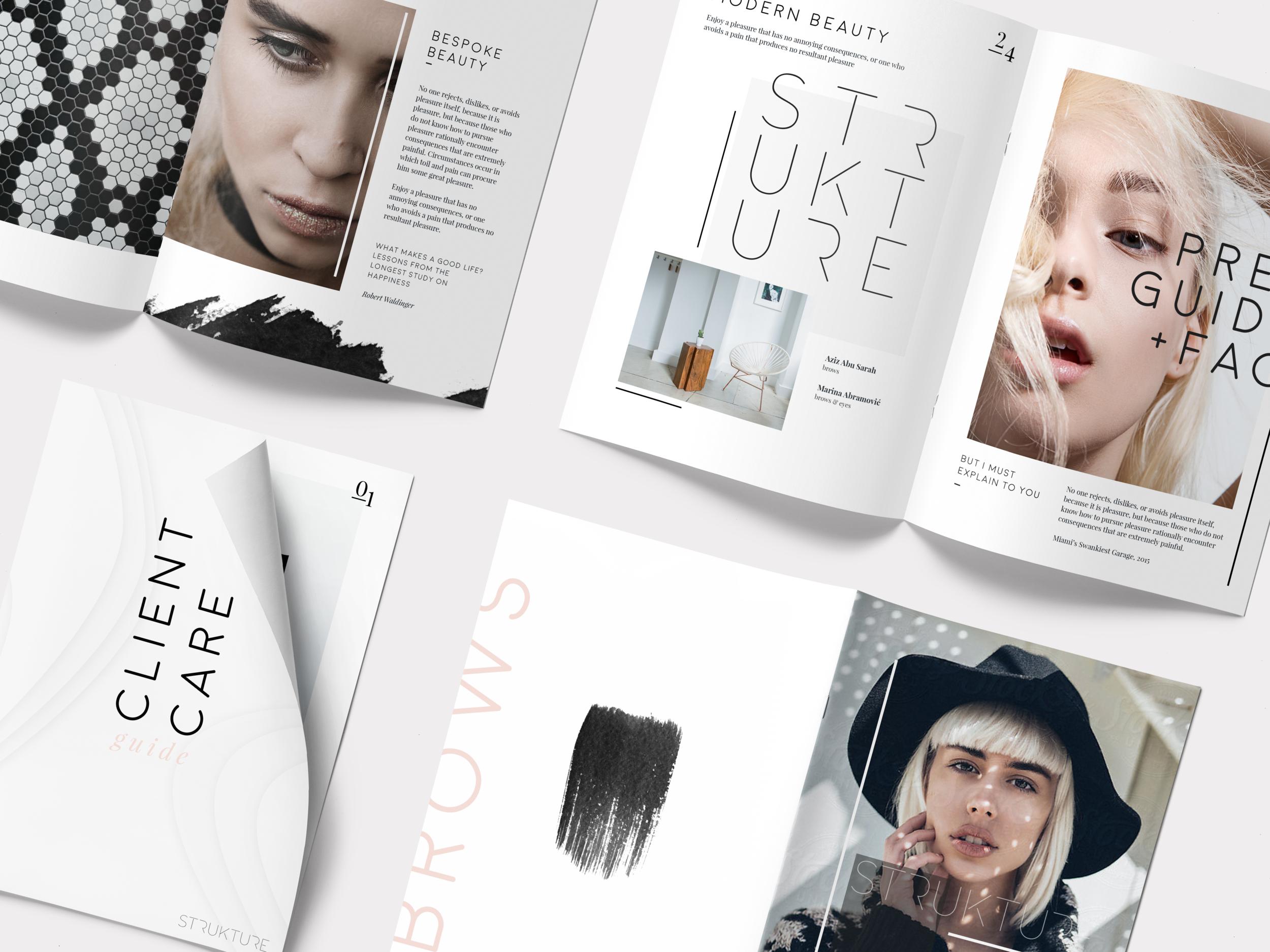 brand identity, logo design & collateral for entrepreneurs