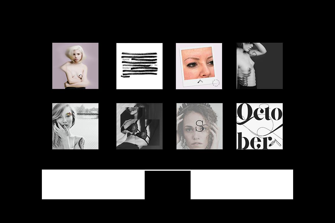 instagram styling: areola restoration promotion