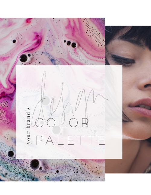 how to create a kick-ass brand color palette