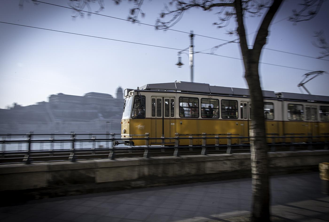 Общественный транспорт венгерской столицы