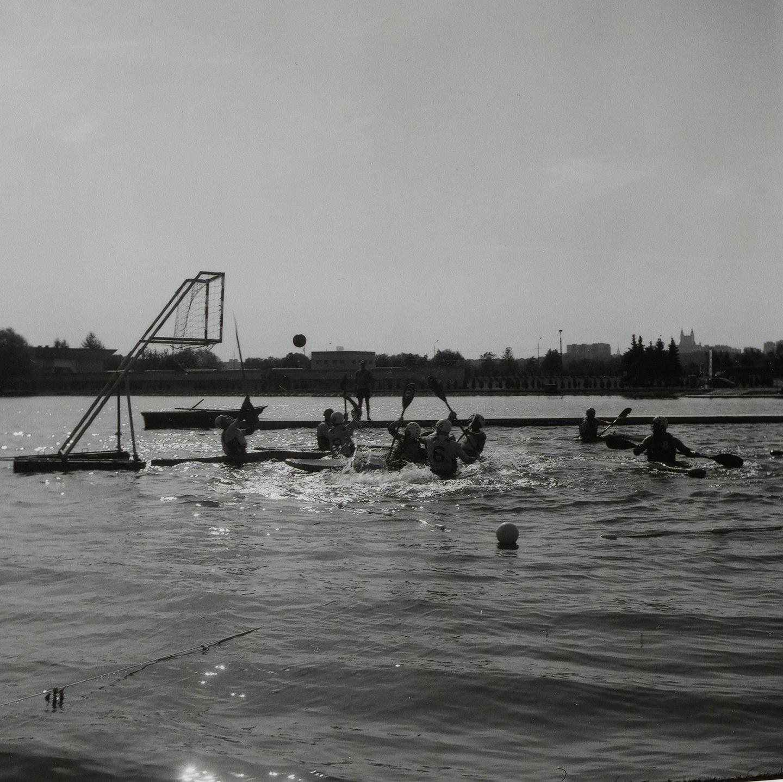 Канополо на гребном канале