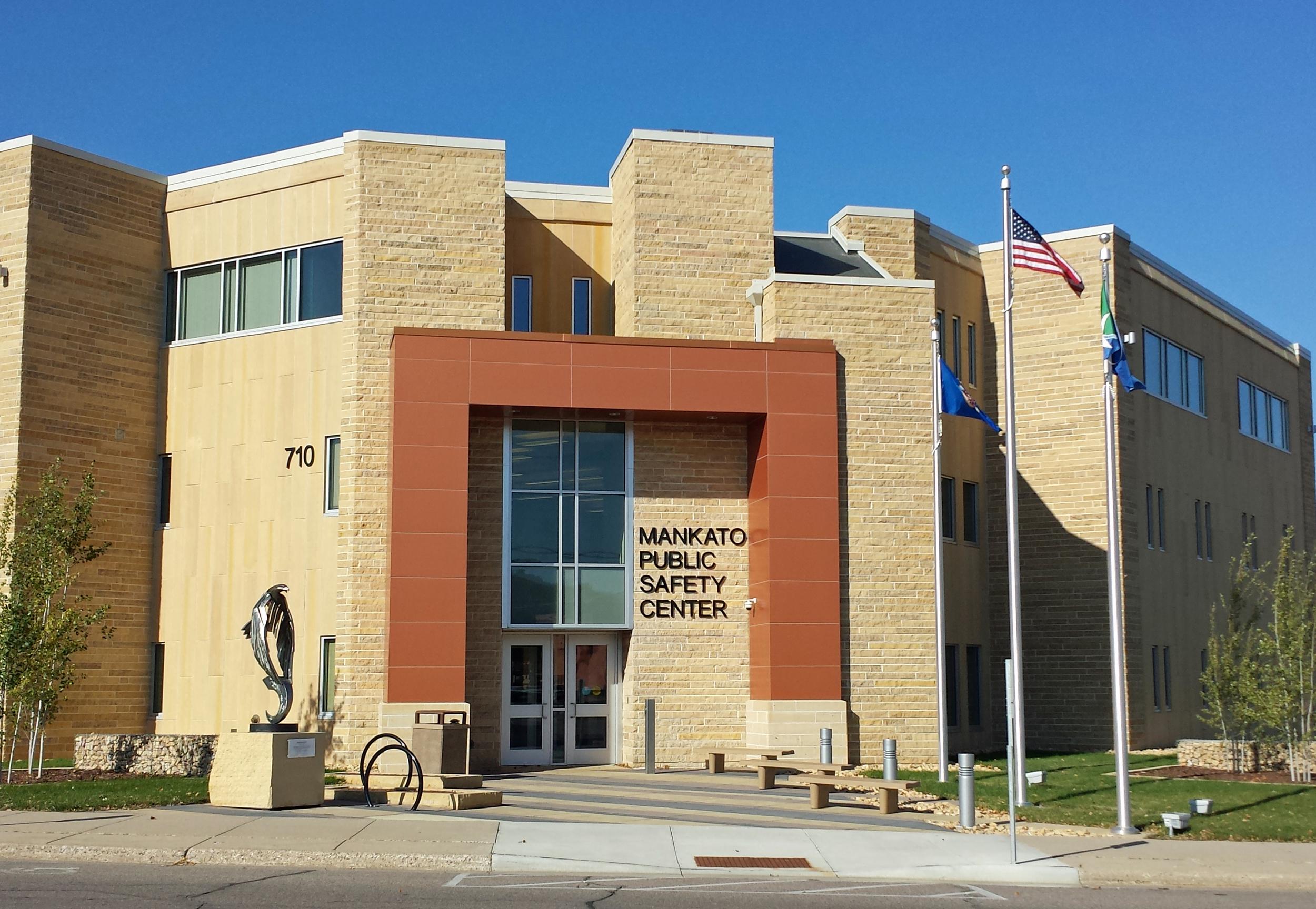 Mankato Public Safety Center