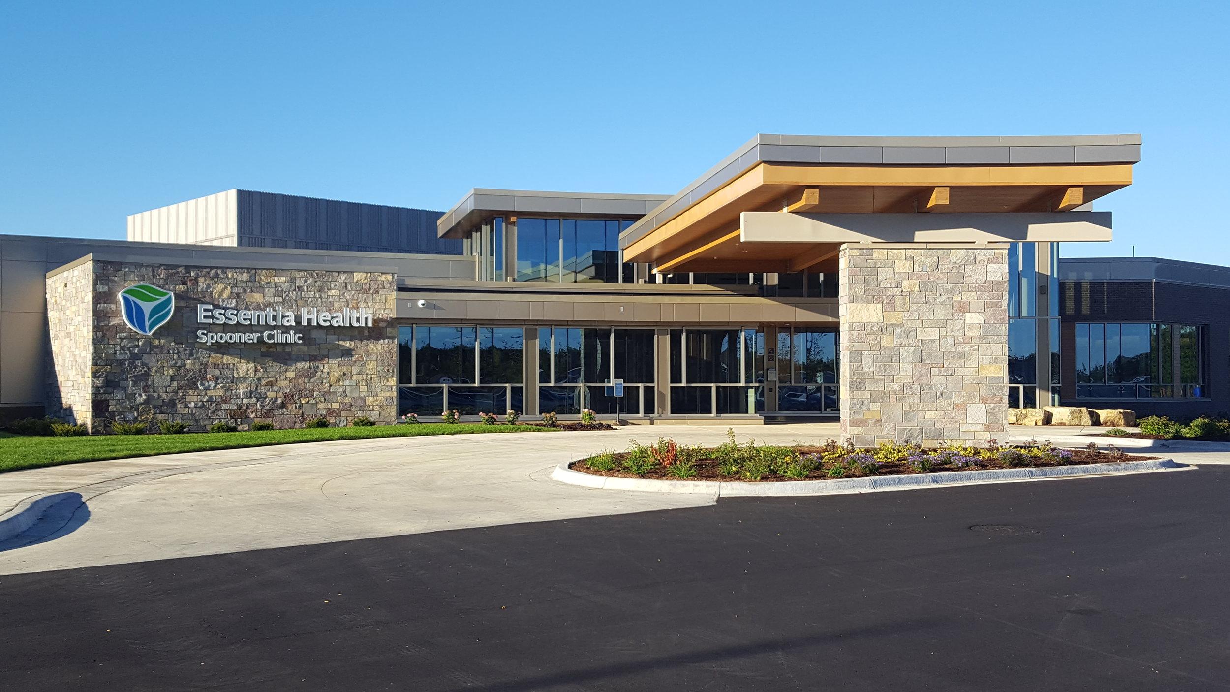 Essentia Health Spooner Clinic