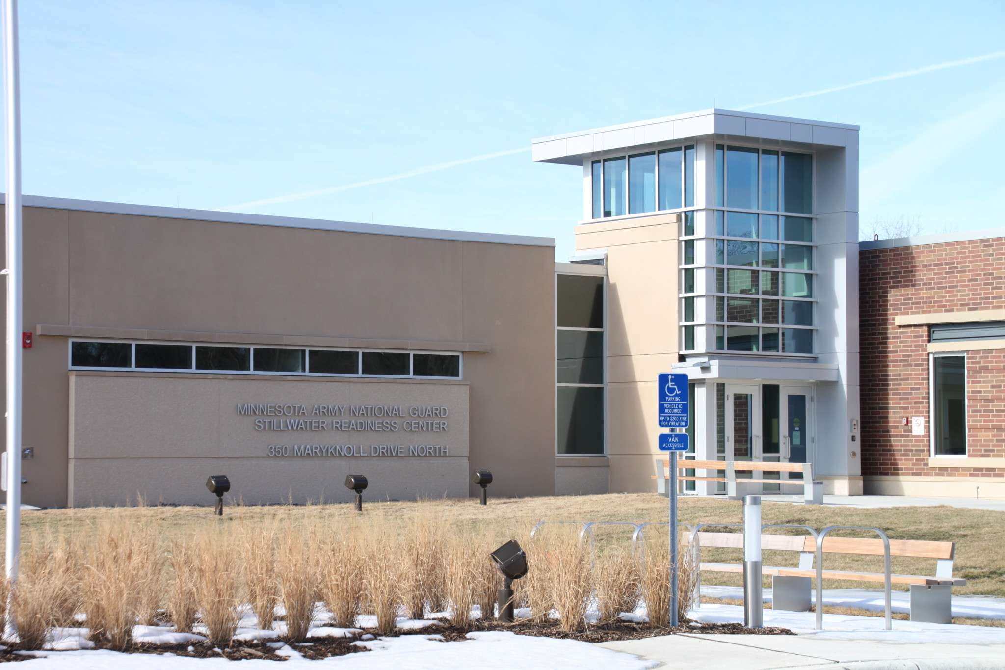 National Guard Readiness Center - Stillwater