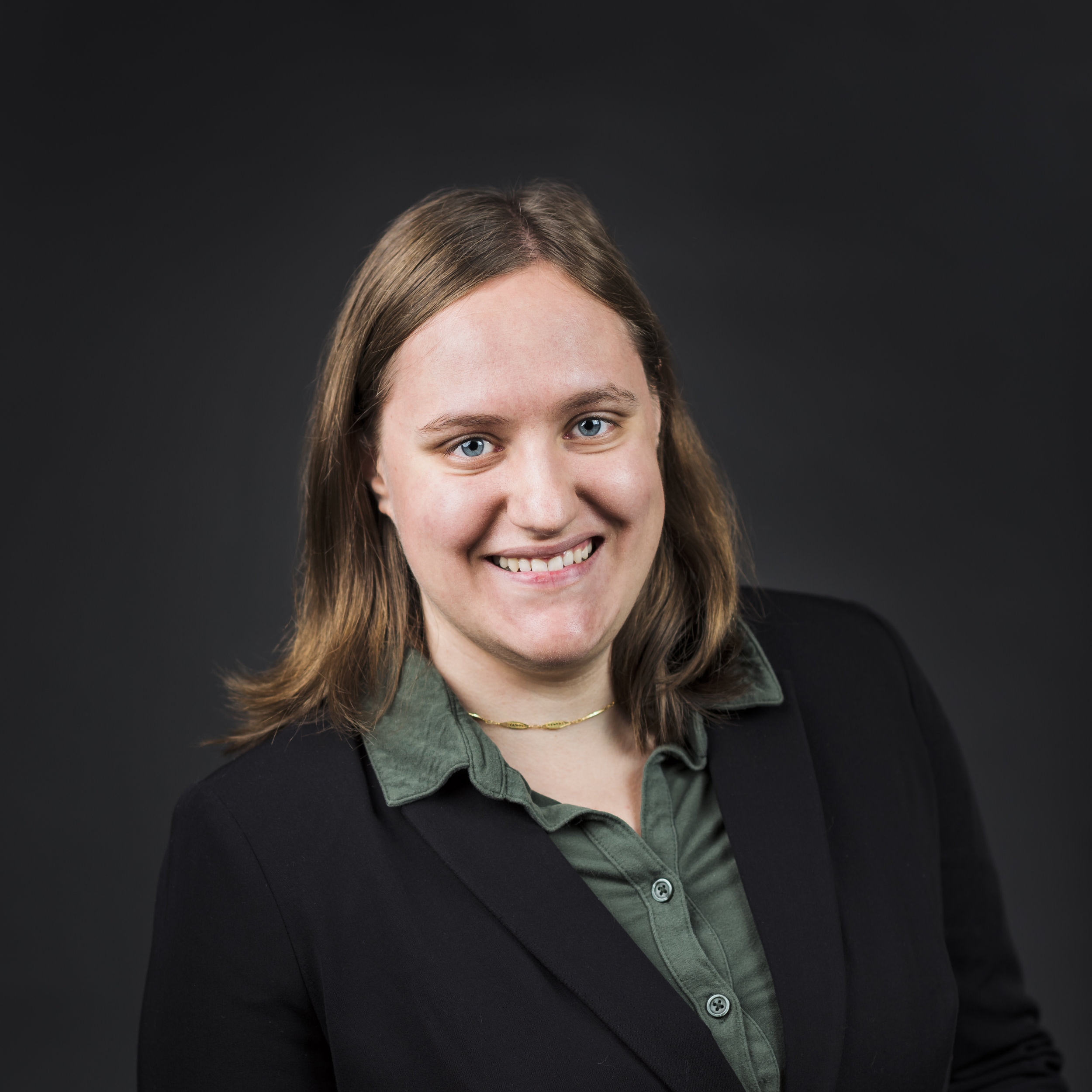 Jessie Raines - Mechanical Engineer