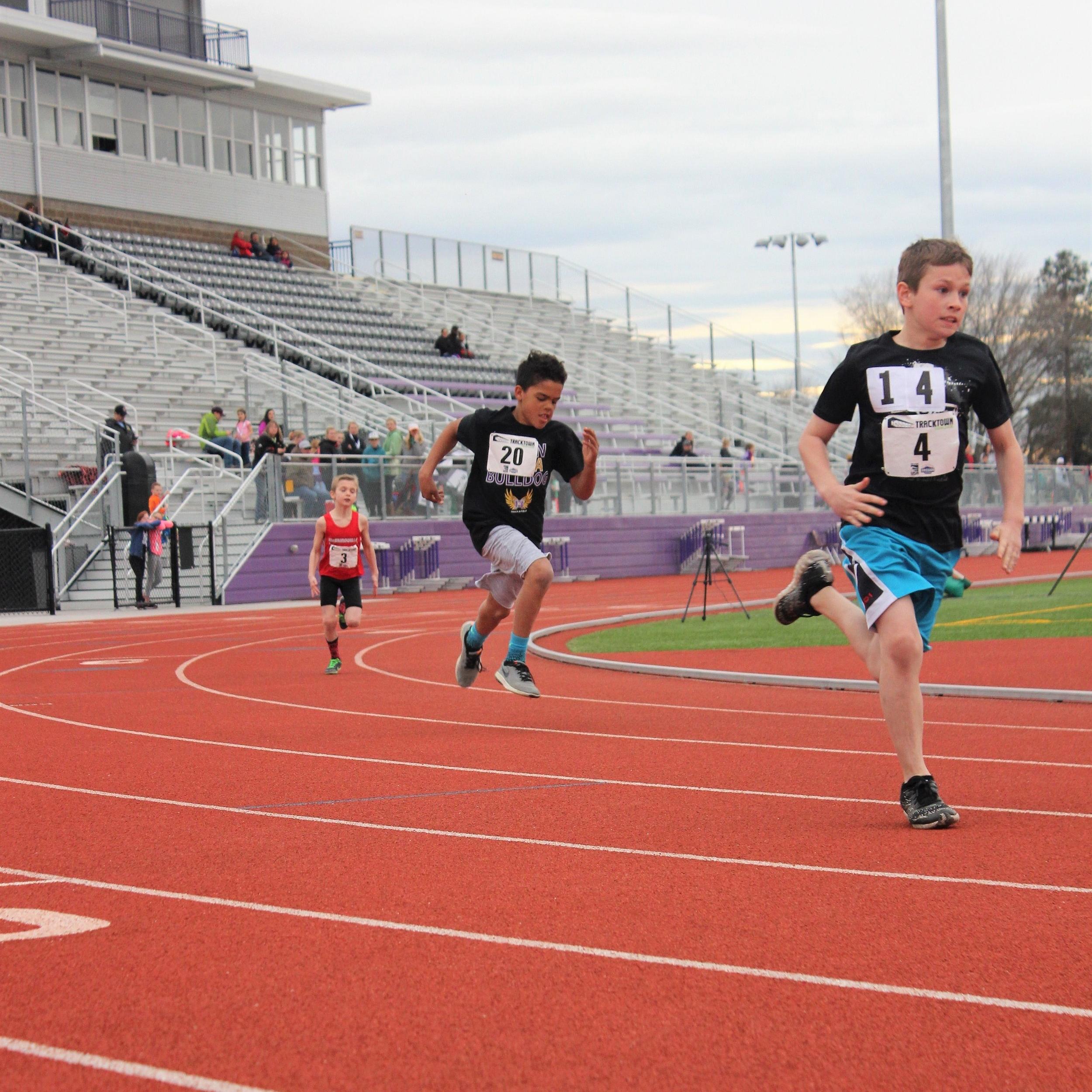 400 Meter Run