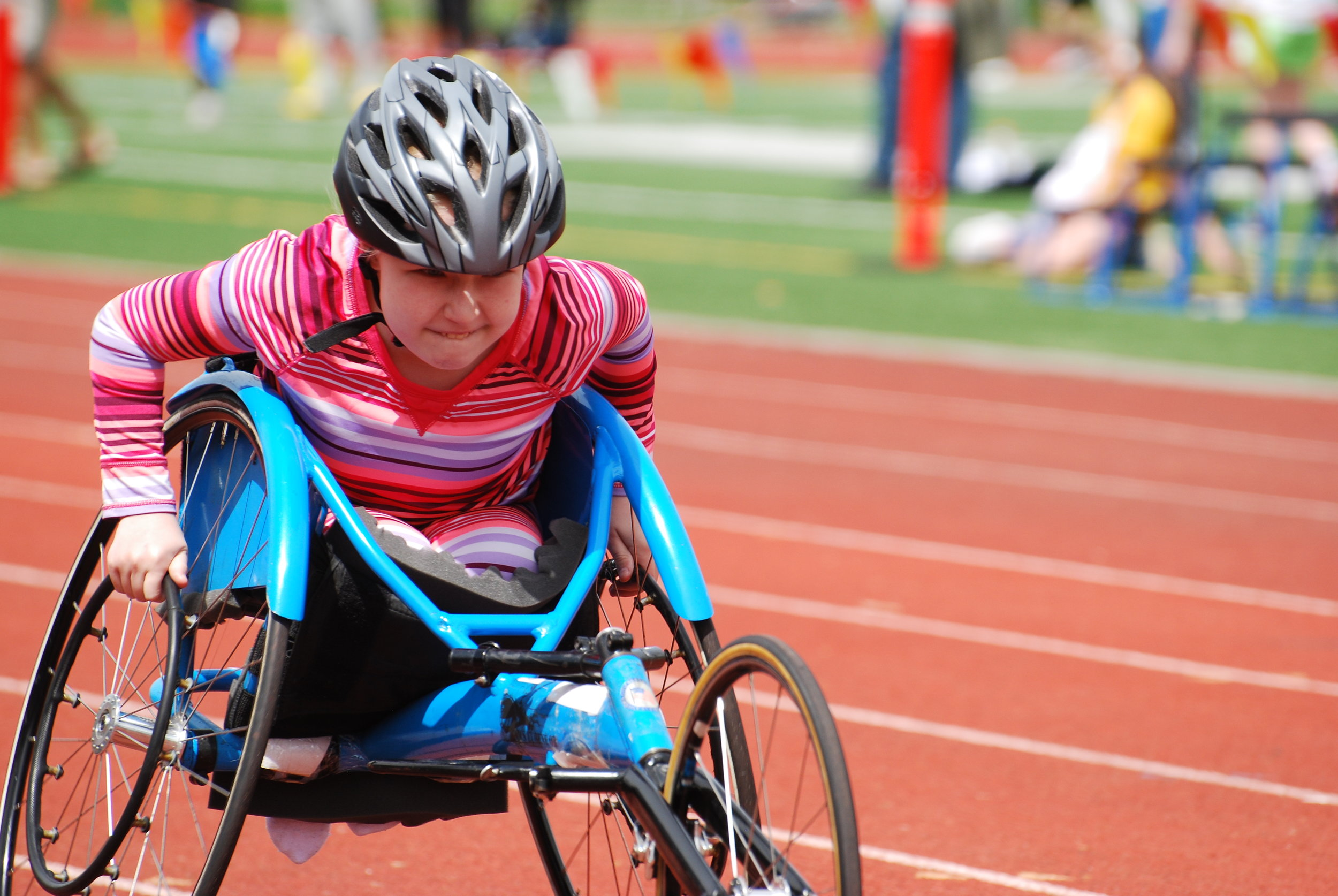 Events for Adaptive Athletes