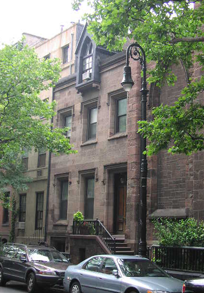street facade