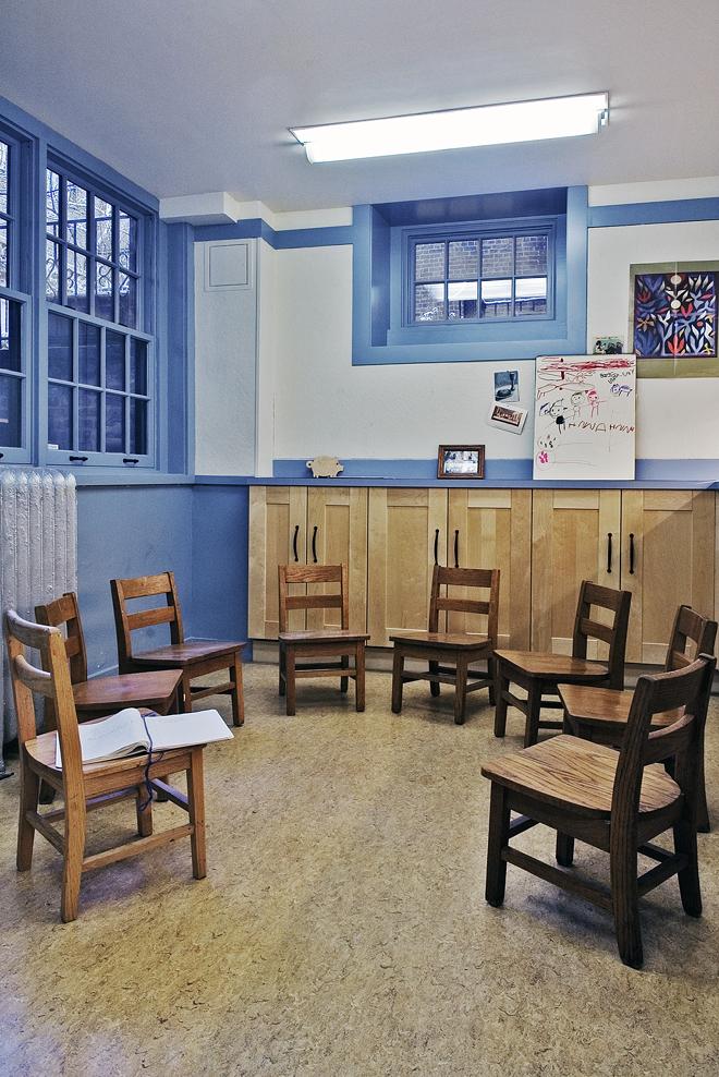 small classroom