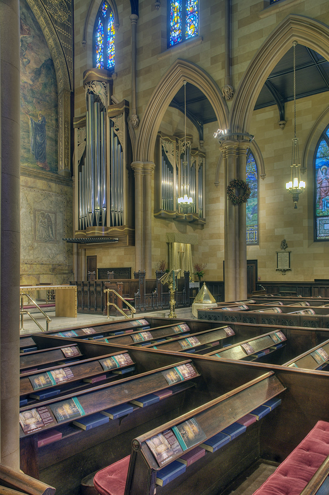 organ chamber