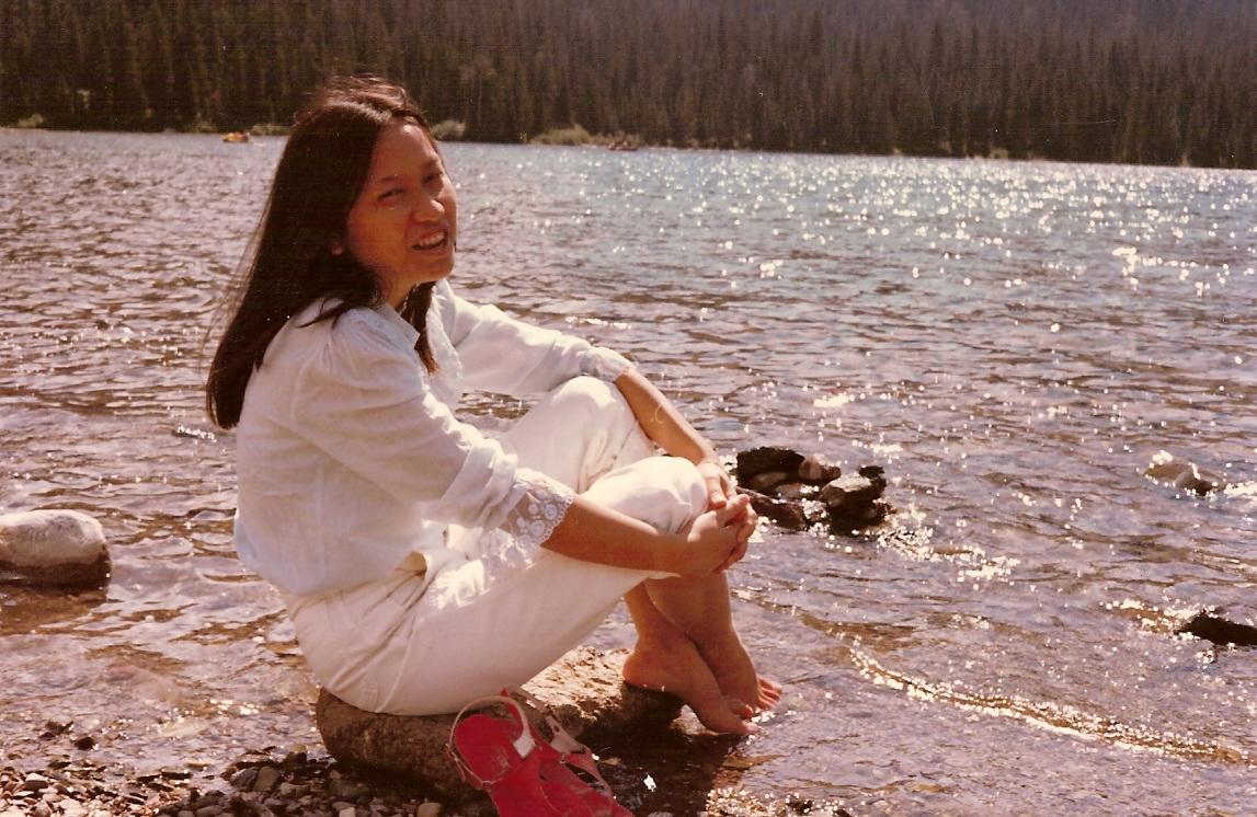 Vi Nguyen in Canada