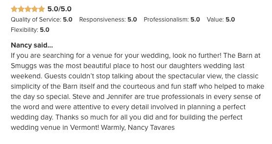 Vermont Bride Summer 2018