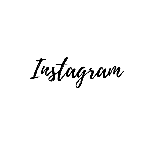 Follow me on Instagram to keep up with all the good things…..