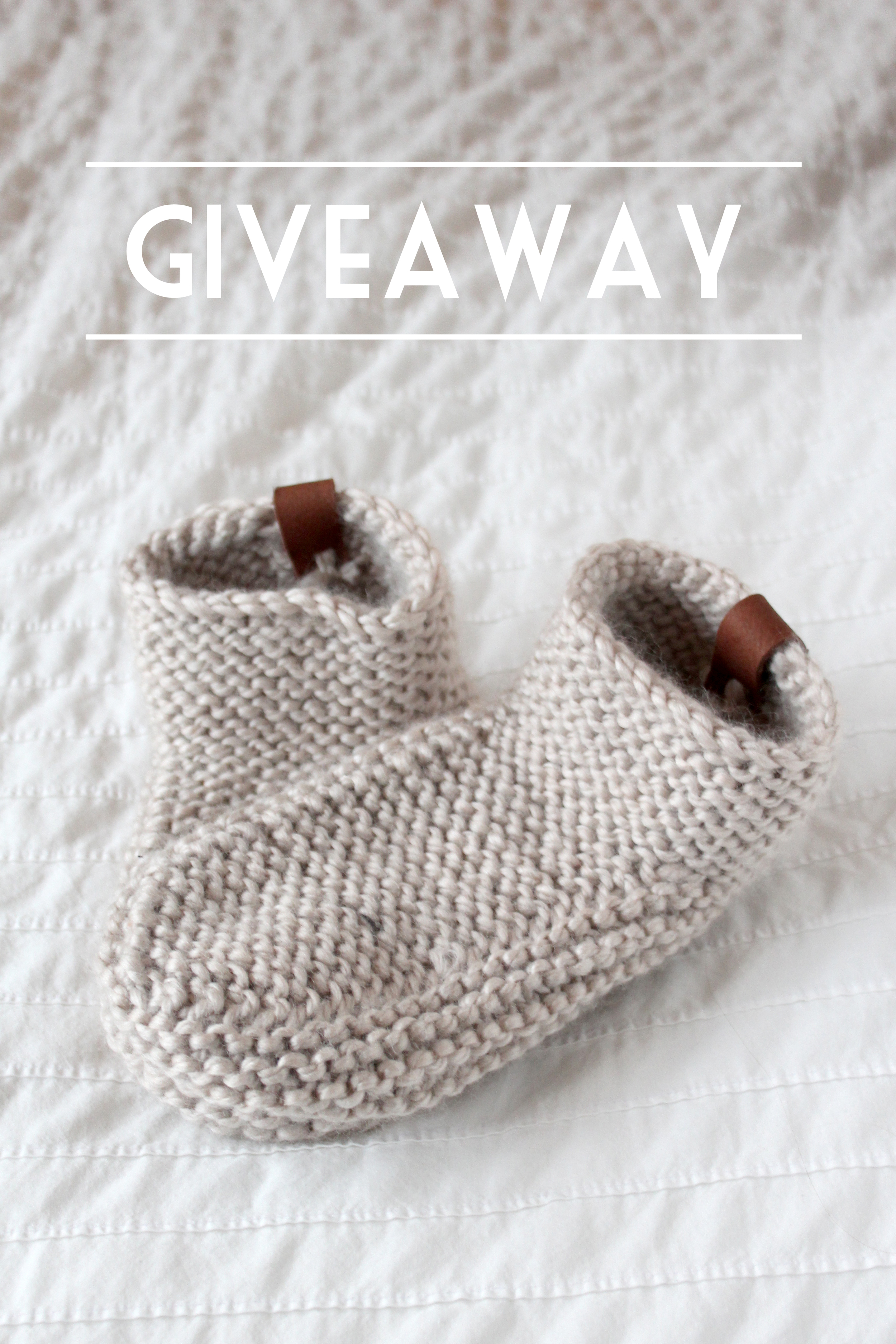 February Giveaway - Slipper Socks