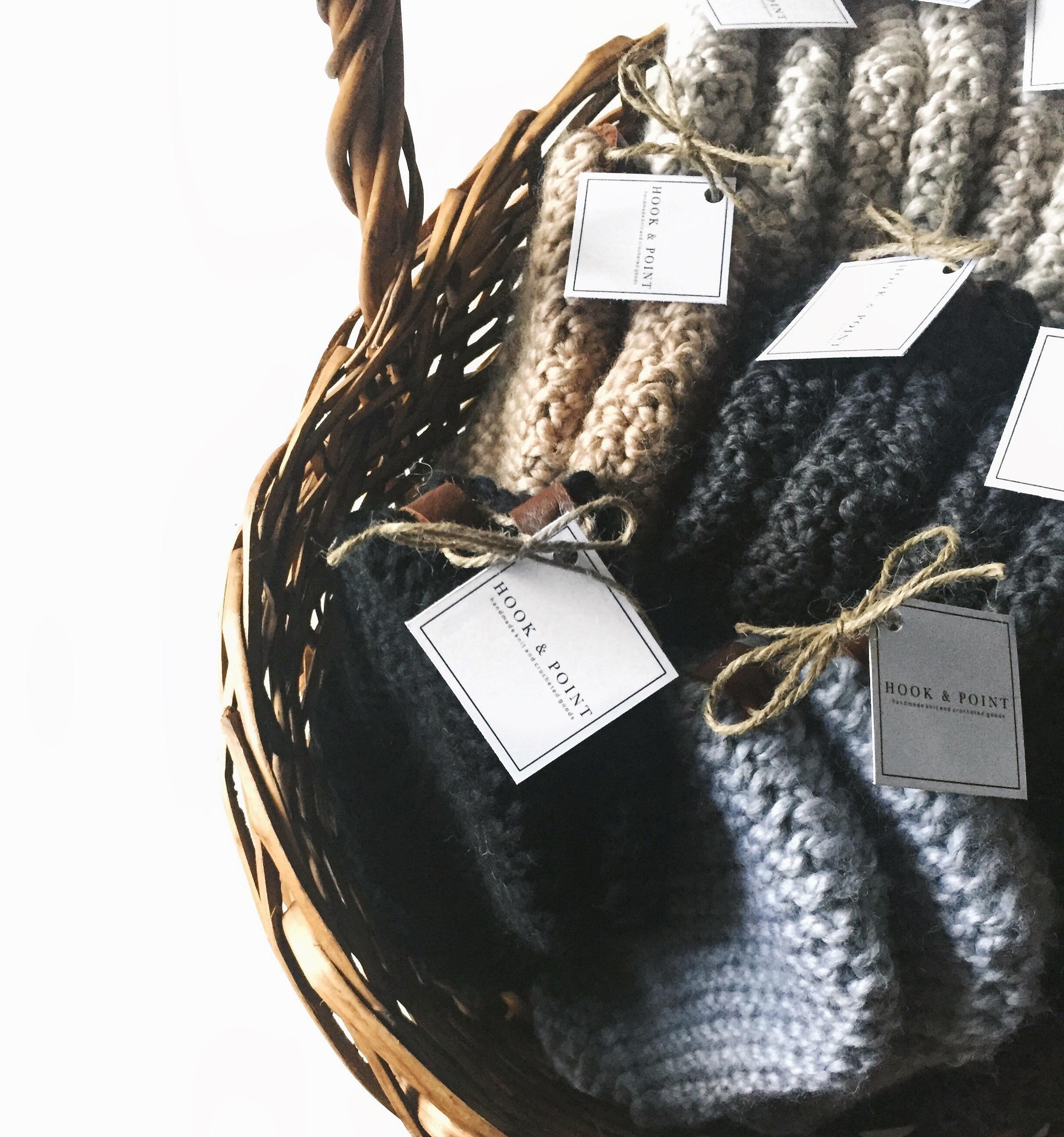 slipper sock packaging