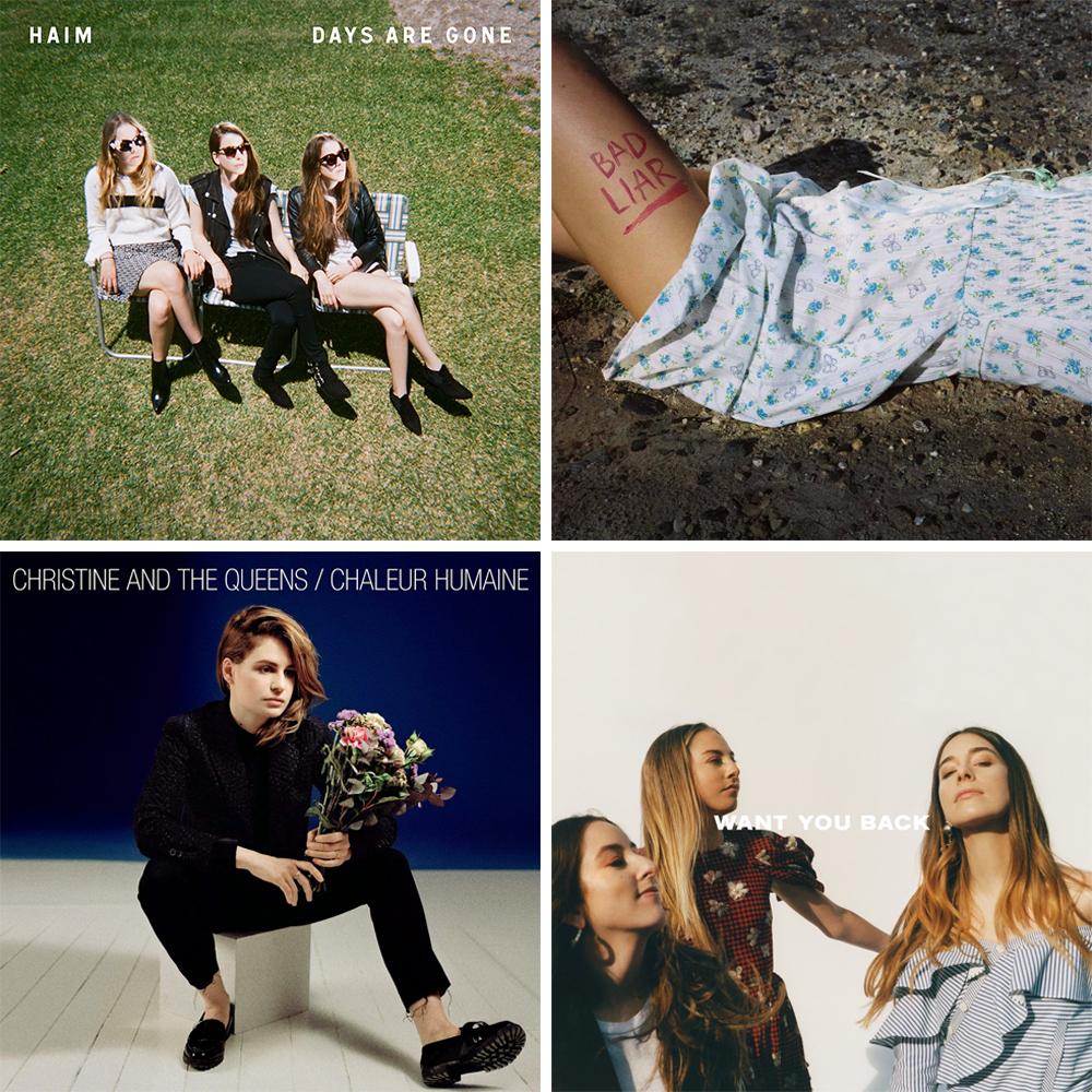 haim-selena-gomez-christine-and-the-queens-album-art