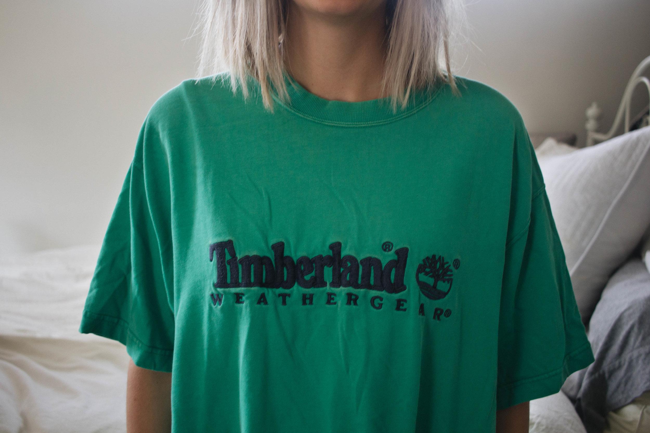 Take it Vintage - Timberland TShirt