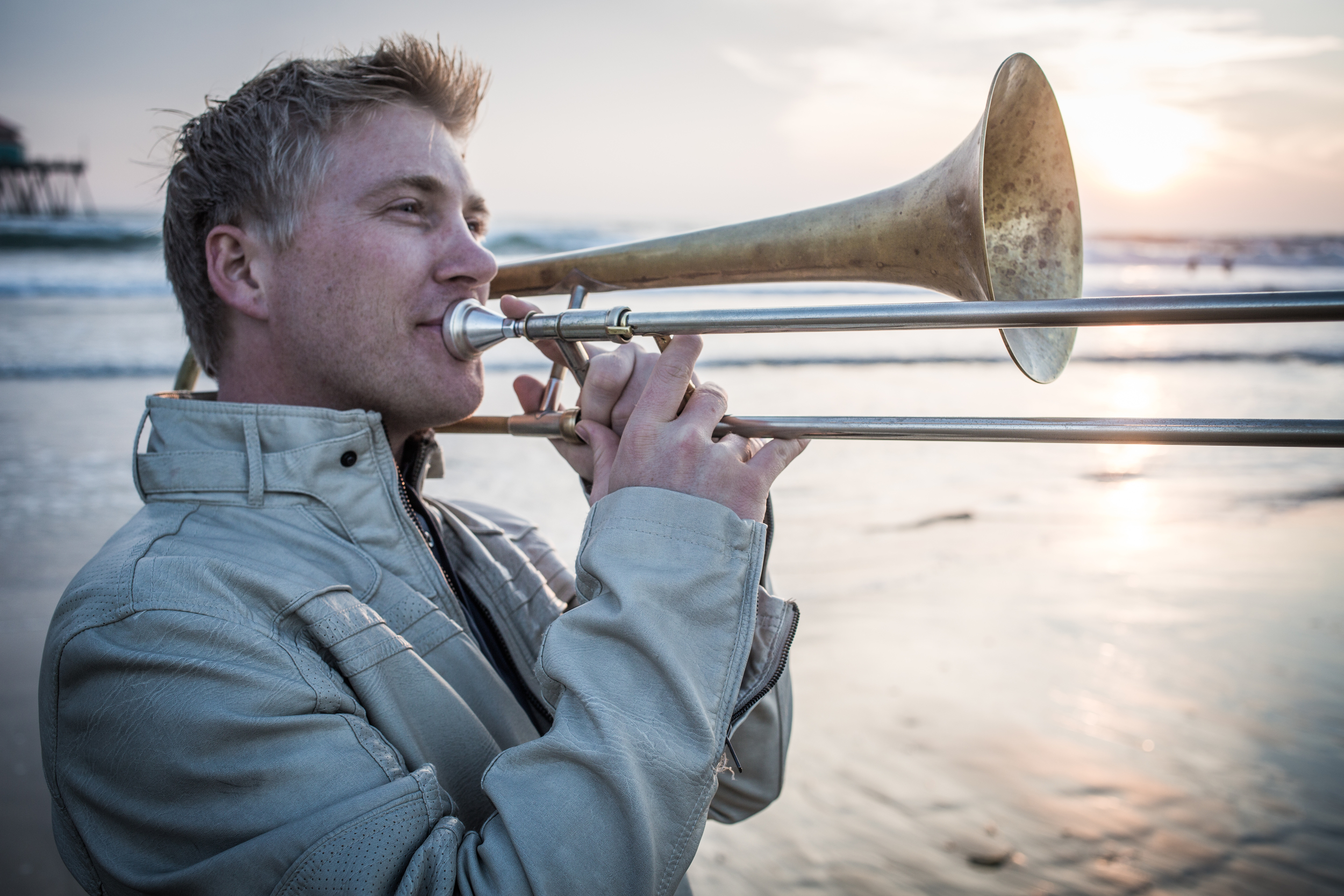RYAN DRAGON - Tenor Trombone, Bass Trombone