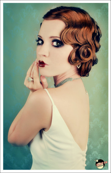 MUA/Hair by  Nicole Patterson    Model- Aniela McGuinness     Photographer- Blast 'Em