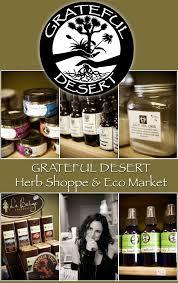grateful desert