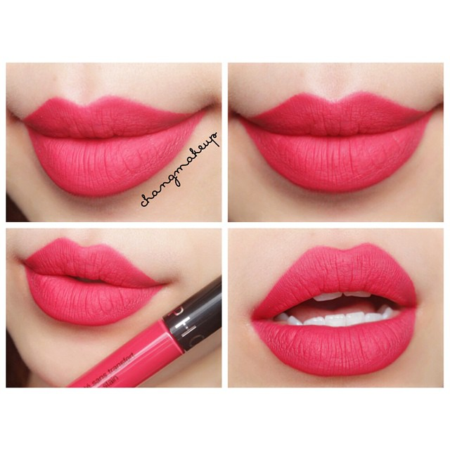 "SEPHORA LIP STAIN ""03 STRAWBERRY KISSED"""