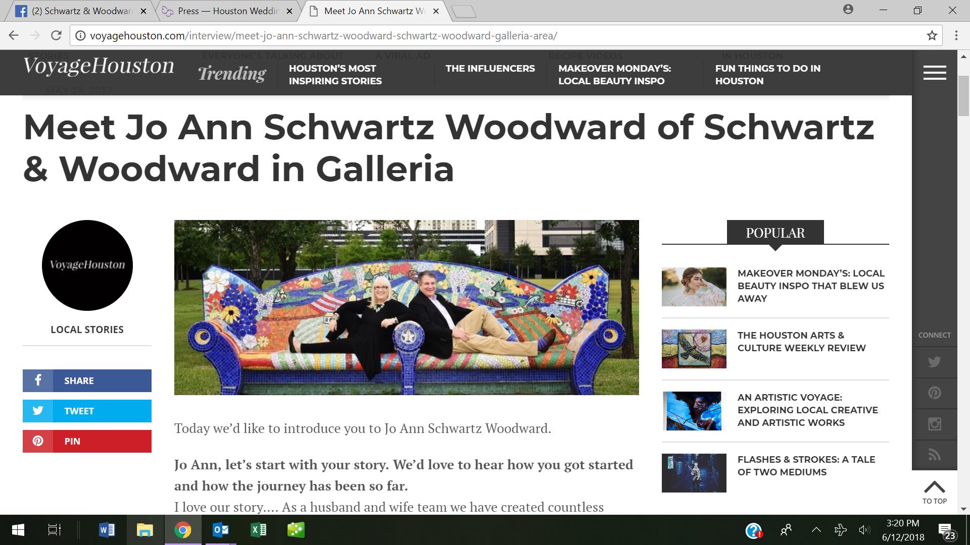 http://voyagehouston.com/interview/meet-jo-ann-schwartz-woodward-schwartz-woodward-galleria-area/