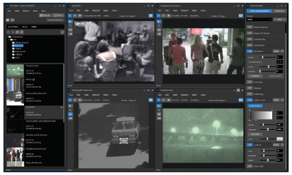 Video Analytics   Video analytical software allows for the restoration of CCTV footage. The software that DC Rentals employs enables event mangers to recondition recorded footage for a variety of uses.